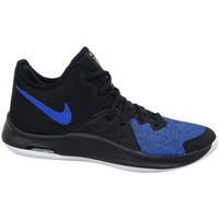 kengät Miehet Koripallokengät Nike Air Versitile Iii Mustat, Vaaleansiniset