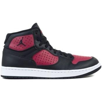 kengät Miehet Koripallokengät Nike Jordan Access Mustat,Punainen