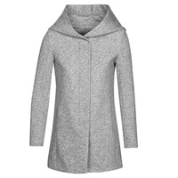 vaatteet Naiset Paksu takki Moony Mood SOLINE Grey