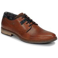kengät Miehet Derby-kengät André ROLL Brown