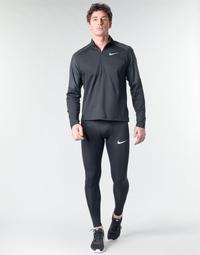 vaatteet Miehet Legginsit Nike M NP TGHT Black / White