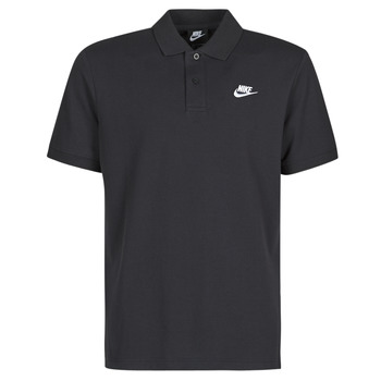 vaatteet Miehet Lyhythihainen poolopaita Nike M NSW CE POLO MATCHUP PQ Black / White