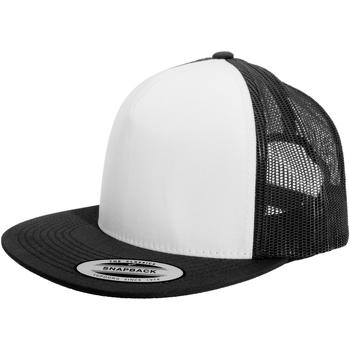 Asusteet / tarvikkeet Lippalakit Yupoong Classics Black/White/Black
