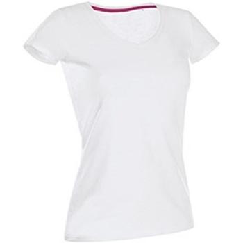 vaatteet Naiset Lyhythihainen t-paita Stedman Stars Claire White