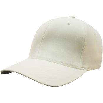 Asusteet / tarvikkeet Lippalakit Yupoong FF6277 White