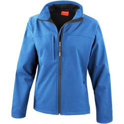 vaatteet Naiset Pusakka Result R121F Azure Blue