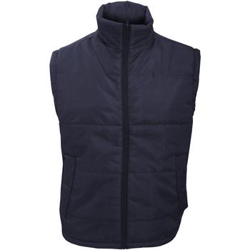 vaatteet Miehet Neuleet / Villatakit Result Windproof Navy Blue