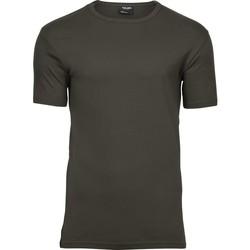vaatteet Miehet Lyhythihainen t-paita Tee Jays TJ520 Dark Olive