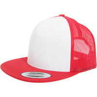 Asusteet / tarvikkeet Lippalakit Yupoong Classics Red/White/Red