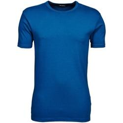 vaatteet Miehet Lyhythihainen t-paita Tee Jays TJ520 Indigo