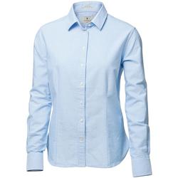 vaatteet Naiset Paitapusero / Kauluspaita Nimbus Rochester Light Blue