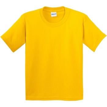 vaatteet Lapset Lyhythihainen t-paita Gildan 64000B Daisy