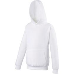 vaatteet Lapset Svetari Awdis JH01J Arctic White