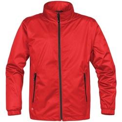 vaatteet Miehet Tuulitakit Stormtech GSX-1 Sports Red/Black