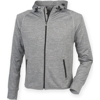 vaatteet Naiset Svetari Tombo Teamsport TL551 Grey Marl