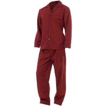 vaatteet Miehet pyjamat / yöpaidat Universal Textiles  Red