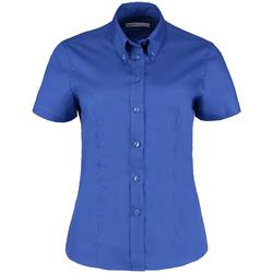 vaatteet Naiset Paitapusero / Kauluspaita Kustom Kit KK701 Royal Blue