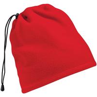 Asusteet / tarvikkeet Pipot Beechfield Suprafleece Classic Red