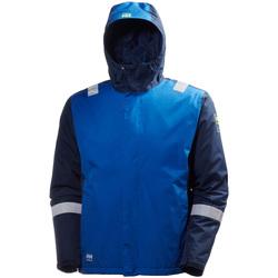 vaatteet Miehet Tuulitakit Helly Hansen Aker Egyptian Blue/Evening Blue