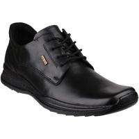 kengät Miehet Derby-kengät Cotswold Dudley Black