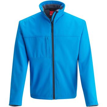vaatteet Miehet Tuulitakit Result R121M Azure Blue