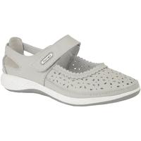 kengät Naiset Balleriinat Boulevard Wide Fit Light Grey