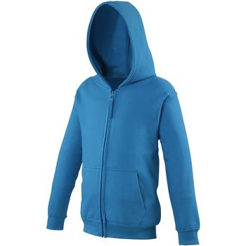 vaatteet Lapset Svetari Awdis JH50J Sapphire Blue