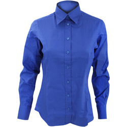 vaatteet Naiset Paitapusero / Kauluspaita Kustom Kit KK702 Royal Blue