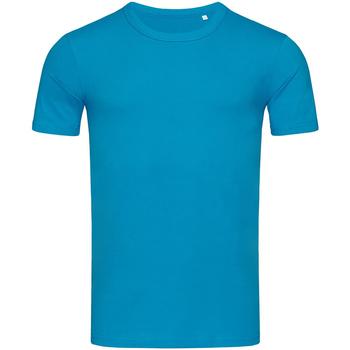 vaatteet Miehet Lyhythihainen t-paita Stedman Stars Morgan Hawaii Blue