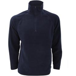 vaatteet Miehet Fleecet Result Micron Navy Blue