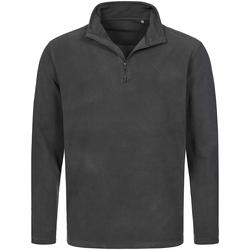 vaatteet Miehet Fleecet Stedman  Grey Steel