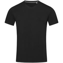 vaatteet Miehet Lyhythihainen t-paita Stedman Stars Clive Black Opal