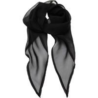 Asusteet / tarvikkeet Naiset Huivit Premier PR740 Black