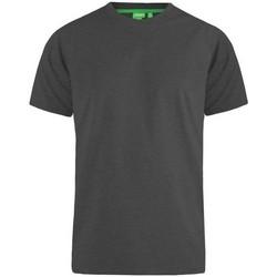 vaatteet Miehet Lyhythihainen t-paita Duke Flyers-2 Charcoal Melange