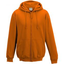 vaatteet Miehet Svetari Awdis JH050 Orange Crush