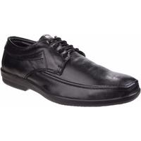kengät Miehet Derby-kengät Fleet & Foster  Black