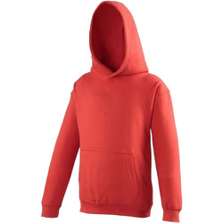 vaatteet Lapset Svetari Awdis JH01J Fire Red
