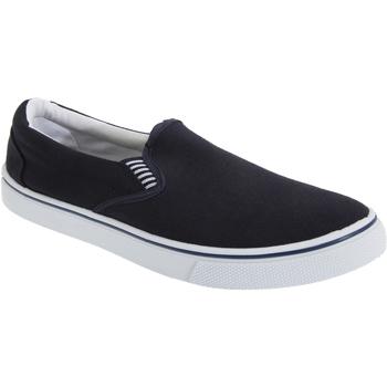 kengät Miehet Tennarit Dek  Navy Blue