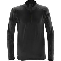 vaatteet Miehet Neulepusero Stormtech Pulse Black/Carbon