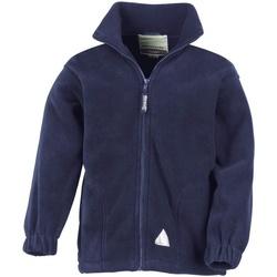 vaatteet Lapset Fleecet Result R36JY Navy Blue