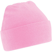 Asusteet / tarvikkeet Pipot Beechfield Soft Feel Classic Pink