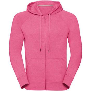 vaatteet Miehet Svetari Russell J284M Pink Marl
