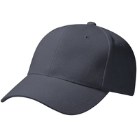 Asusteet / tarvikkeet Lippalakit Beechfield B65 Graphite Grey