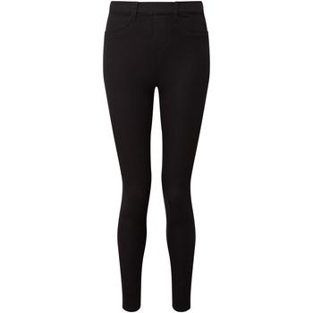 vaatteet Naiset Legginsit Asquith & Fox AQ062 Black