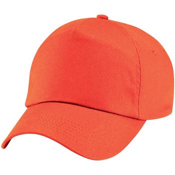 Asusteet / tarvikkeet Lapset Lippalakit Beechfield BC10B Orange