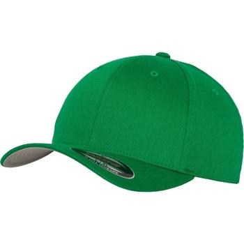 Asusteet / tarvikkeet Lippalakit Yupoong FF6277 Pepper Green