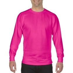vaatteet Miehet Svetari Comfort Colors CO040 Neon Pink
