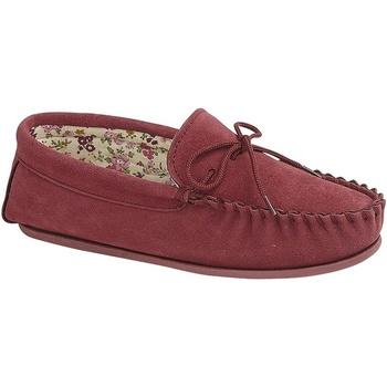 kengät Naiset Mokkasiinit Mokkers Lily Crimson Red