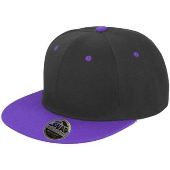 Asusteet / tarvikkeet Lippalakit Result Bronx Black/Purple