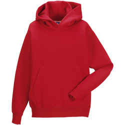 vaatteet Lapset Svetari Jerzees Schoolgear 575B Classic Red